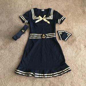 Women Sailor Costume🎃